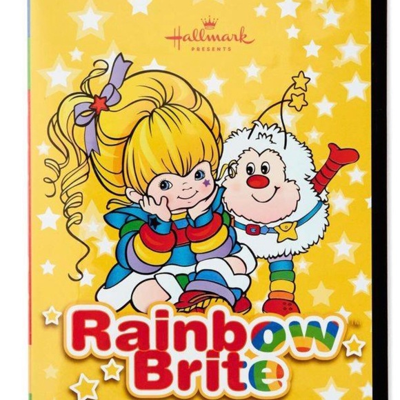 Other - Rainbow Brite DVD new in packaging